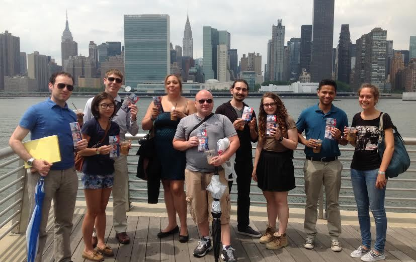 Queens Food Tours - About
